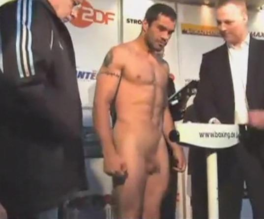 Boxer Hugo Garay Naked