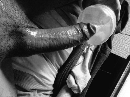 Joy of Thrusting Fleshlight Fucking