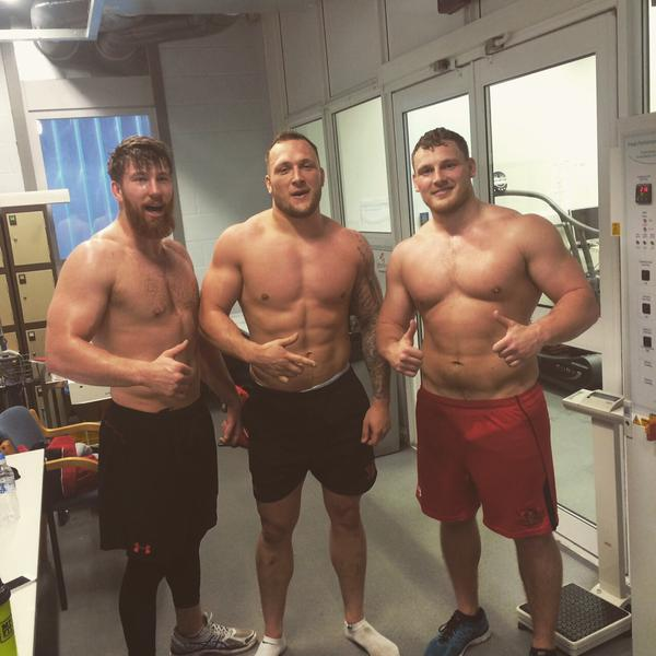 keegan hirst with his boyfriends the hapenis project