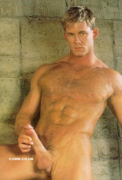 Ryker Ken naked erect