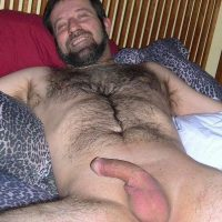 bear cock big fat dad cock