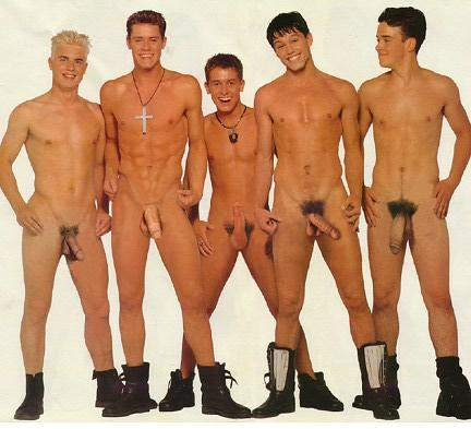 naked boys with garls