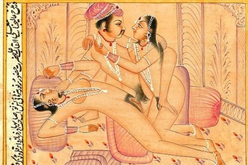 Ancient Sex Drawings - Ancient Tantric & Taoist Porn – The Art of HaPenis