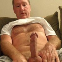 old daddy dick wanker