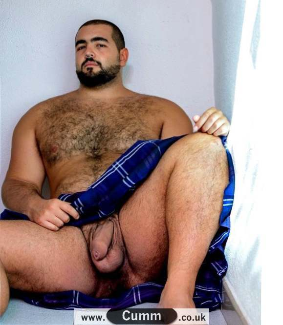 love big meaty bears big fat cock