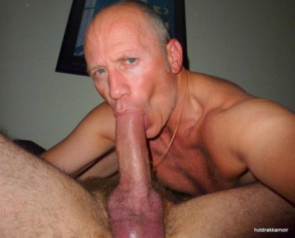 Mature and huge cock