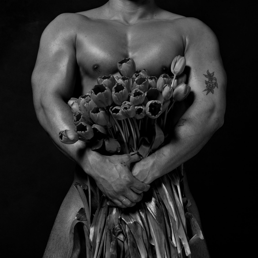erwin olaf Squares, Tulips716