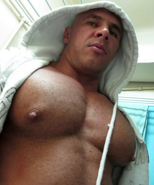 Men with huge nipples