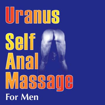 Uranus-self Anal massage For men