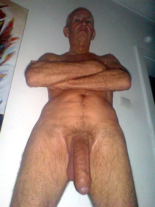 old man big cock mature huge massive hung old man