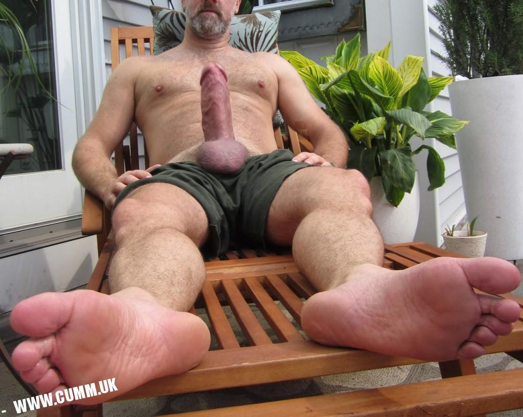 Dad's thick cock