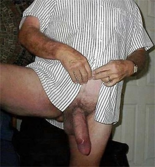 amazing mature really thick cock