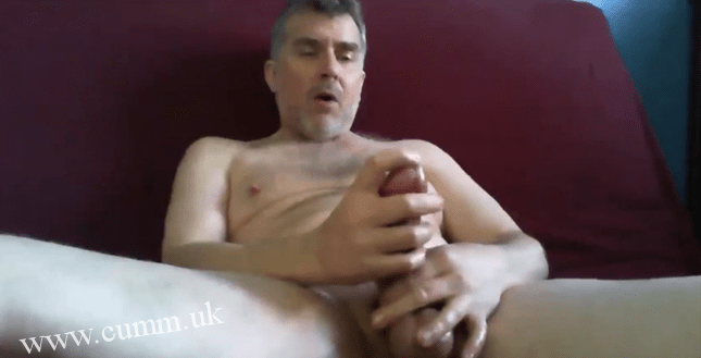 mature experienced great british wanker