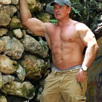 love daddy muscle