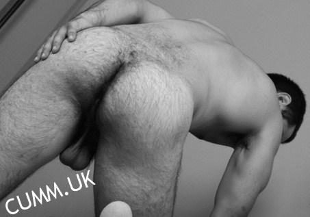 hairy arse adam