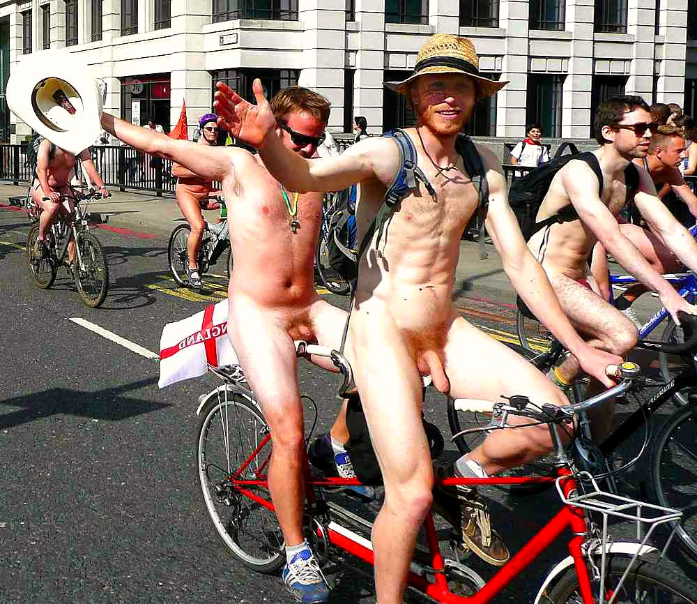 Naked Bike Ride London Cocks  The Hapenis Project-2665