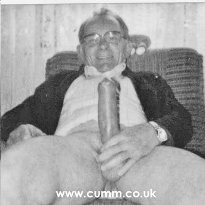 very old cock