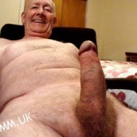 grandpa big cock wanked