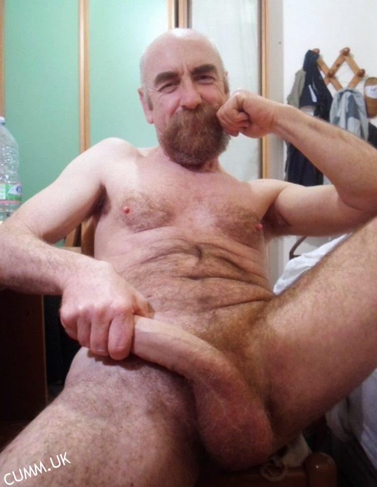 Suggest you big dick grand dads consider
