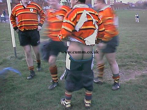 rugby arse 34