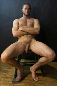 rugby lad naked flaccid cock