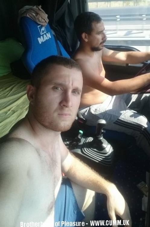sexy egyptian truckers