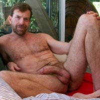 daddy shows big dick
