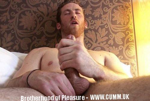 getting ready wanking it first before fucking