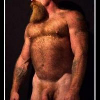 woof daddy nude ginger